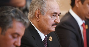 Haftar Returns to Libya After Absence That Sparked Turmoil Fears