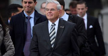 Menendez 'Severely Admonished' by Senate Ethics Committee