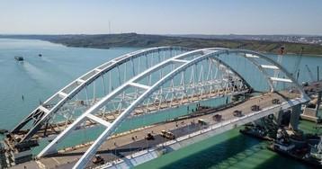 Москва посоветовала Киеву забрать Крымский мост с помощью Photoshop