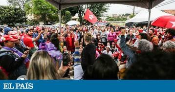 Polícia obtém imagens de suspeito de atirar contra acampamento pró-Lula