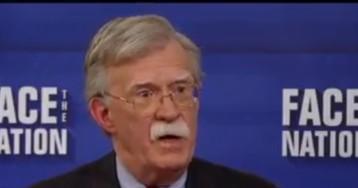 Bolton says U.S. to follow 'Libya model' on North Korea