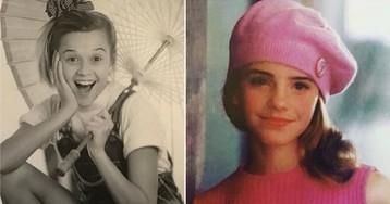 #OldHeadShotDay: celebridades compartilham fotos antigas nas redes sociais