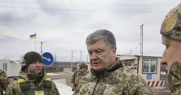 С 30 апреля силовая операция Киева на территории Донбасса меняет формат