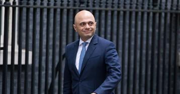 Theresa May Appoints Sajid  Javid as U.K. Home Secretary