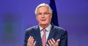 Barnier Says Risk Remains in Brexit Talks, No Spirit of Revenge