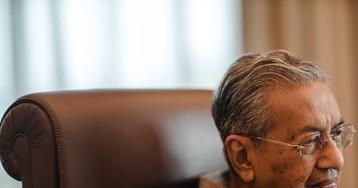 Mahathir Probed Under Malaysia Fake News Law for Sabotage Claim