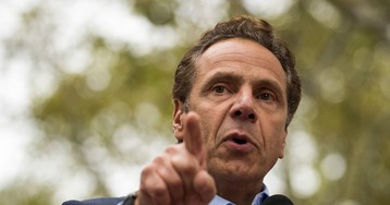 Cuomo Promises a Dunkirk-Style Citizens' Fleet to Block Drilling