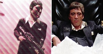Cops Accused of Stealing a Scarface Statue from an Alleged Drug Dealer