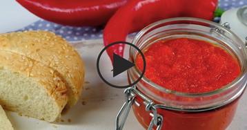 Видео-рецепт: Джем из острого перца