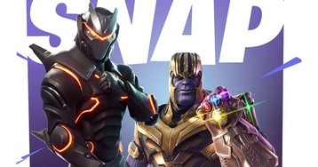 Thanos is teaming up with 'Fortnite Battle Royale'
