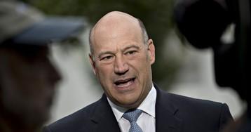 Former Trump Economic Adviser Gary Cohn Says He's 'Anti-Tariffs'