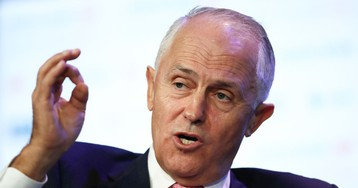Turnbull Stakes Future on $7/Week Tax Cuts