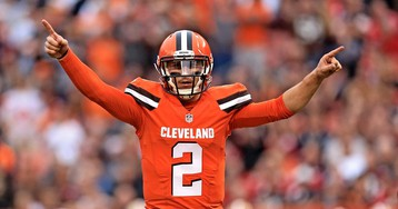 Johnny Manziel Briefly Hospitalized for 'Scary Moment' Involving Medication for His Bipolar Disorder