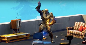 """Dancing Thanos"" From 'Fortnite' Is Every Marvel Fan's Latest Meme Obsession"