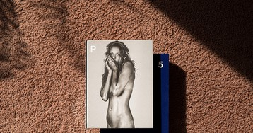 'P' Magazine's NSFW Fifth Issue Features 192 Pages of Beautiful Photography