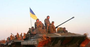 Украинские силовики понесли массовые потери в Горловке и прикрылись жителями