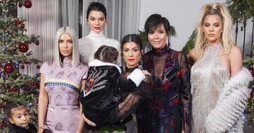 Os momentos mais fofos das Kardashians como mães