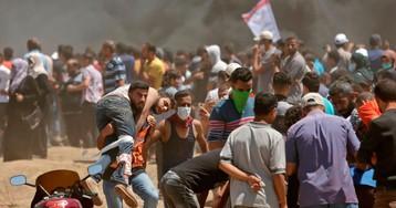 Dozens Killed as Gaza Erupts Over Jerusalem Embassy Move