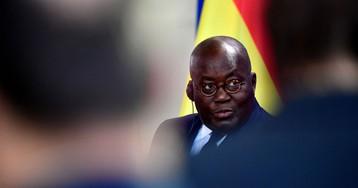 Anti-Graft Fight Helps Ghana's President Win Over Skeptics