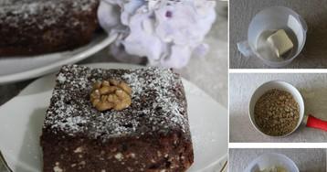 Нежный шоколадно-творожный пирог: пошаговый фото рецепт