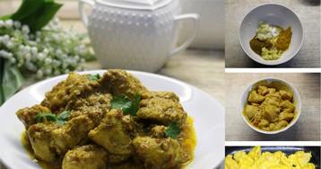 """Цыпленок """"тикка масала"""" по-индийски: пошаговый фото рецепт"""