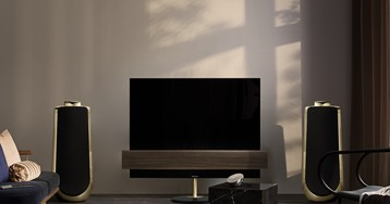 Bang & Olufsen Unveils Luxe 4K OLED TV & BeoLab 50 Speaker