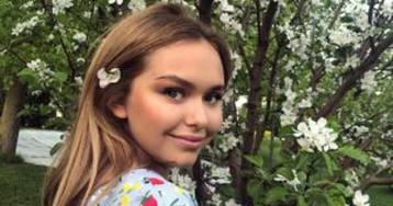 Стефания Маликова показала, как вырос ее младший брат