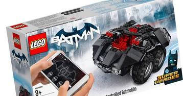 Remote control Batmobile LEGO set: Powered Up Platform set number 1