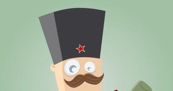 Анекдот про то, как Чапаев сПетькой блага отСоветской власти раздавали
