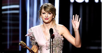 Billboard-2018: Тейлор Свифт, Мила Кунис и другие на красной дорожке музыкальной премии