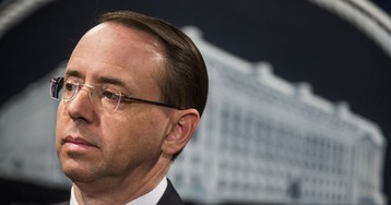 Rosenstein Will Let Congress See 'Highly Classified' Information, White House Says