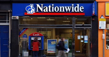Nationwide's mortgage lending slumps by a third