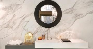 9 свежих идей для оформления ванной комнаты
