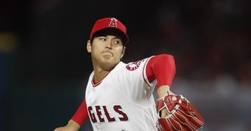 Angels' Shohei Ohtani won't start Sunday against Yankees, Tanaka