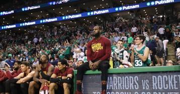 Celtics have chance to end Cavs' season, LeBron era in Cleveland