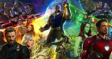 Assisti a todos os filmes da Marvel em uma semana e agora eu amo essa merda