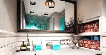 15 небанальных идей для вашей ванной