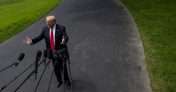 Trump on #Spygate Attack, Says `Whole Russia Probe Is Rigged'