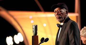 Morgan Freeman Issues a Statement Regarding Harassment Accusations