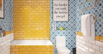 О чем нельзя забывать во время ремонта ванной
