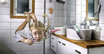 Так вот она какая — гигиена идеальная: согласно мнению ученых, нельзя мыться каждый день
