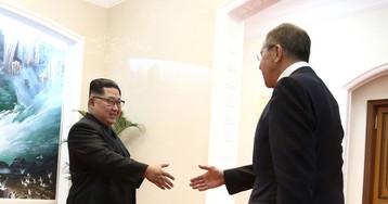 Замечательные друзья: что Ким Чен Ын передал Путину через Лаврова