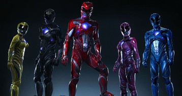 Hasbro signals plan to bring Power Rangers back to the big screen