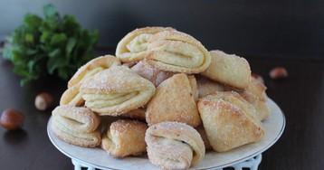 Любимое творожное печенье