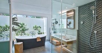 12 классных идей для ванной комнаты, подсмотренных в отелях