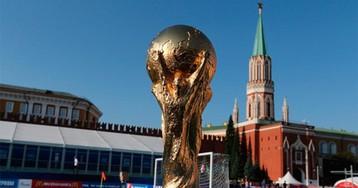ФИФА переделает заставку к ЧМ-2018 из-за креста на Спасской башне