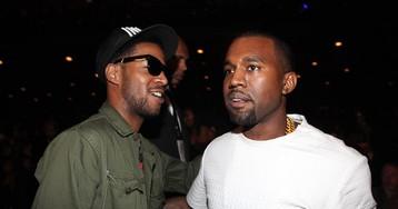Kanye West & Kid Cudi Reveal Murakami's 'Kids See Ghosts' Album Artwork