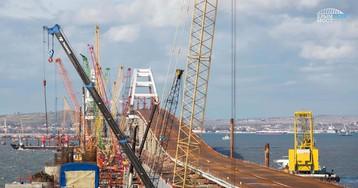 Нужно отдать мост Украине