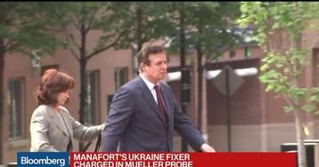 Manafort's Ukraine Fixer Charged in Mueller Probe