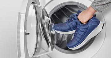 Новые кроссовки Xiaomi не боятся стиральной машинки